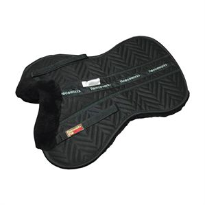 Fleeceworks FXK Technology Half Pad without Rolled Edge