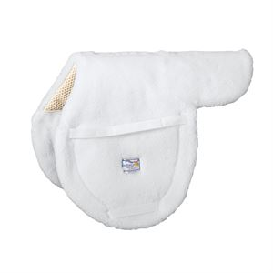 Medallion No-Slip Fleece Saddle Pad
