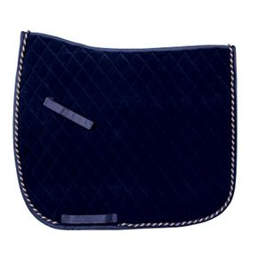 Rider?s International Velvet Dressage Saddle Pad