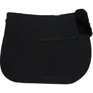Circuit Sheepskin Square Saddle Pad