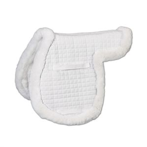Circuit Sheepskin Saddle Pad