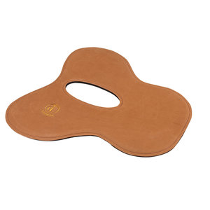 TAD COFFIN LEATHER PAD-MEDIUM