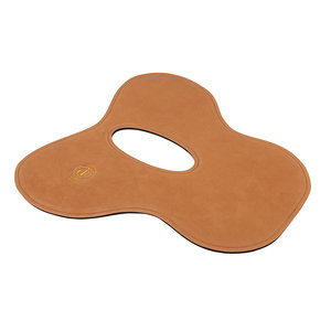 Tad Coffin Thin Leather Performance Half Pad
