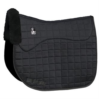 Steffen Peters Luxury Shearling Dressage Saddle Pad
