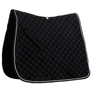 ROMA QUILTED DRESS.SADDLE PAD