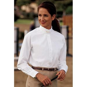 Ladies Devon-Aire Concour Long Sleeve Show Shirt