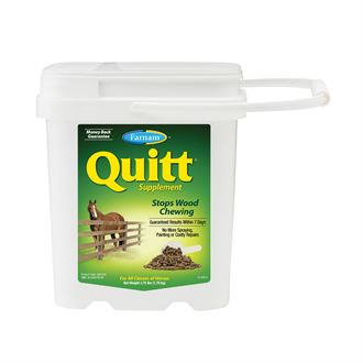 Farnam® Quitt Anti-Chewing Supplement