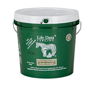 Farriers Formula Double Strength Hoof Supplement by Life Data Labs