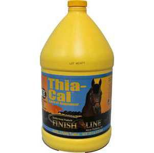 Finish Line Thia-Cal Calming Supplement