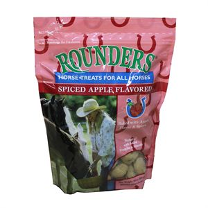 Rounders Apple Horse Treats