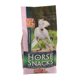 Peppermint Horse Treats
