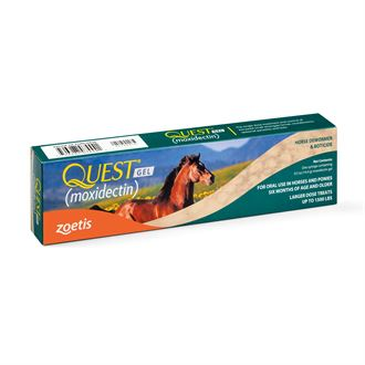 Quest Gel Wormer