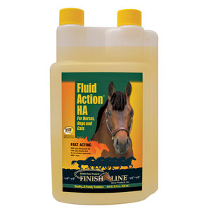 Finish Line Fluid Action HA Joint Supplement