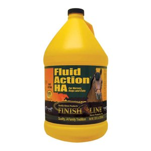 Finish Line Fluid Action HA Gallon Horse Joint Supplement