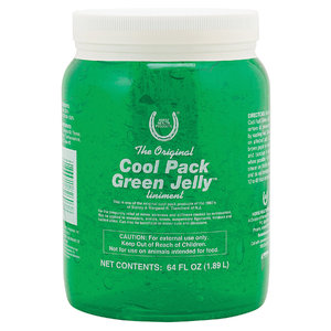 Farnam® Cool Pack Green Jelly Horse Liniment
