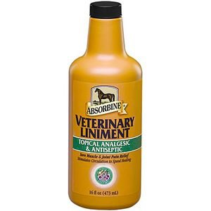 Absorbine® Veterinary Horse Liniment