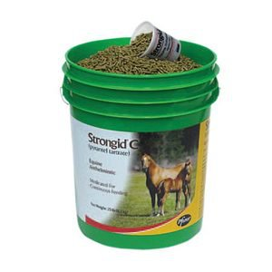 Strongid® C Daily Wormer