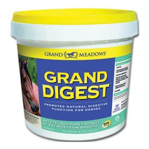 Grand Digest Horse Supplement
