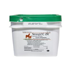 Strongid® C2x -Double Strength Daily Wormer