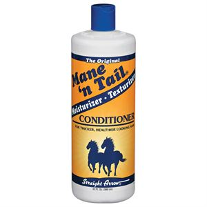 MANE & TAIL CONDTIONER - QUART