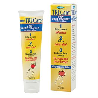 TRI CARE 3 WAY WOUND CREAM