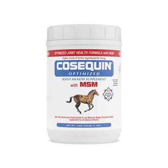 Cosequin Optimized with MSM Joint Supplement