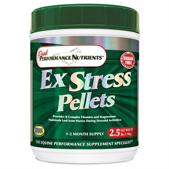 EX STRESS PELLETS 2.51LBS