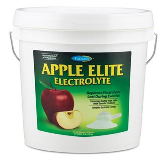 APPLE ELECTROLYTE 20 LBS