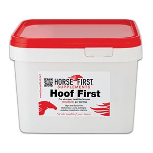 Horse First Hoof First Supplement