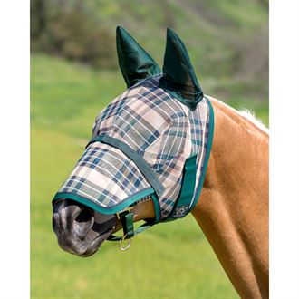 KENSINGTON FLY MASK W/EAR/NOSE