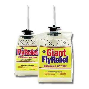 GIANT FLY RELIEF TRAP