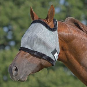 Farnam Supermask II Shimmer Weave Fly Mask without Ears