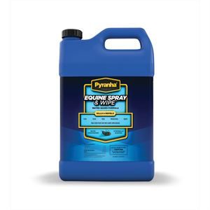 PYRANHA SPRAY N WIPE-GALLON