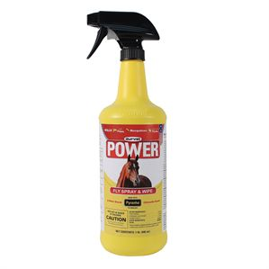 POWER FLY SPRAY AND WIPE QT