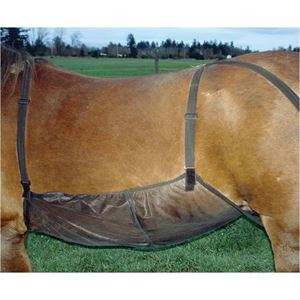 CASHEL GOLD ECO FLY MASK