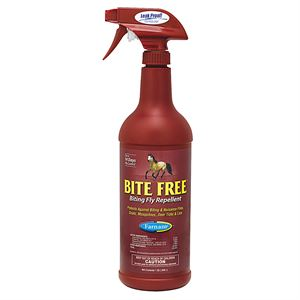 BITE FREE REPELLENT - QUART