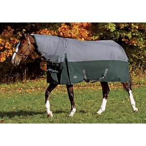 Riders International NorthWind Combo Neck Turnout Blanket