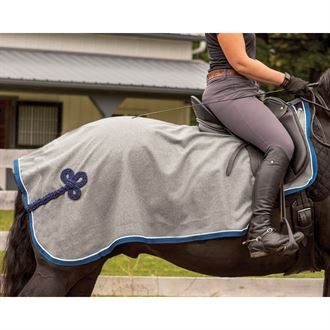 SARATOGA WOOL RIDING BLANKET