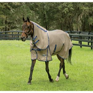 Weatherbeeta Air-Flow Detach-A-Neck Combo Fly Sheet