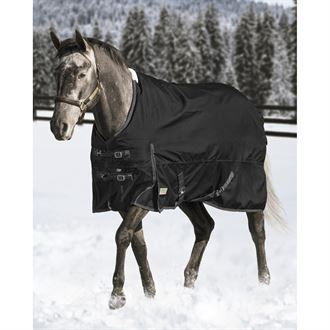 RiderÆs International Supreme Medium Weight Turnout Blanket