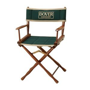 Custom Director?s Chair in Regular Height
