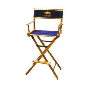 DIRECTOR CHAIR BAR HEIGHT SET