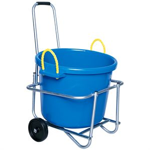 The Ultimate Muck Bucket Cart