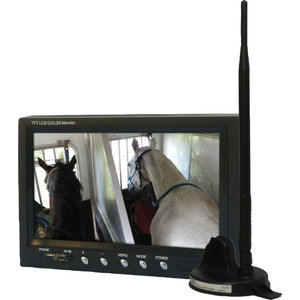 Wireless Trailer Eyes Barn Camera
