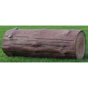 Single Log Obstacle