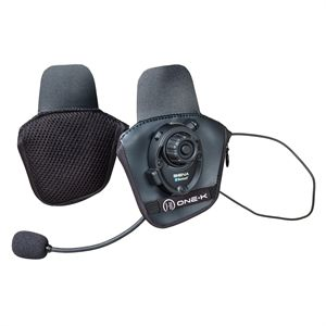 ONE K RIDER EARPAD N INTERCOM
