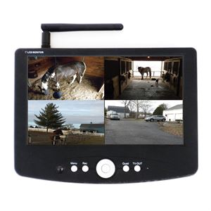 WIRELESS DIGITAL BARN CAMERA