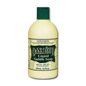 OAKWOOD LIQUID SADDLE SOAP