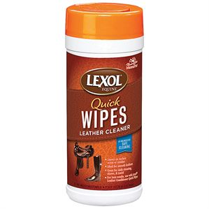 Lexol« Leather Cleaner Quick Wipes