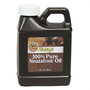 FIEBINGS NEATSFOOT OIL- 8 OZ